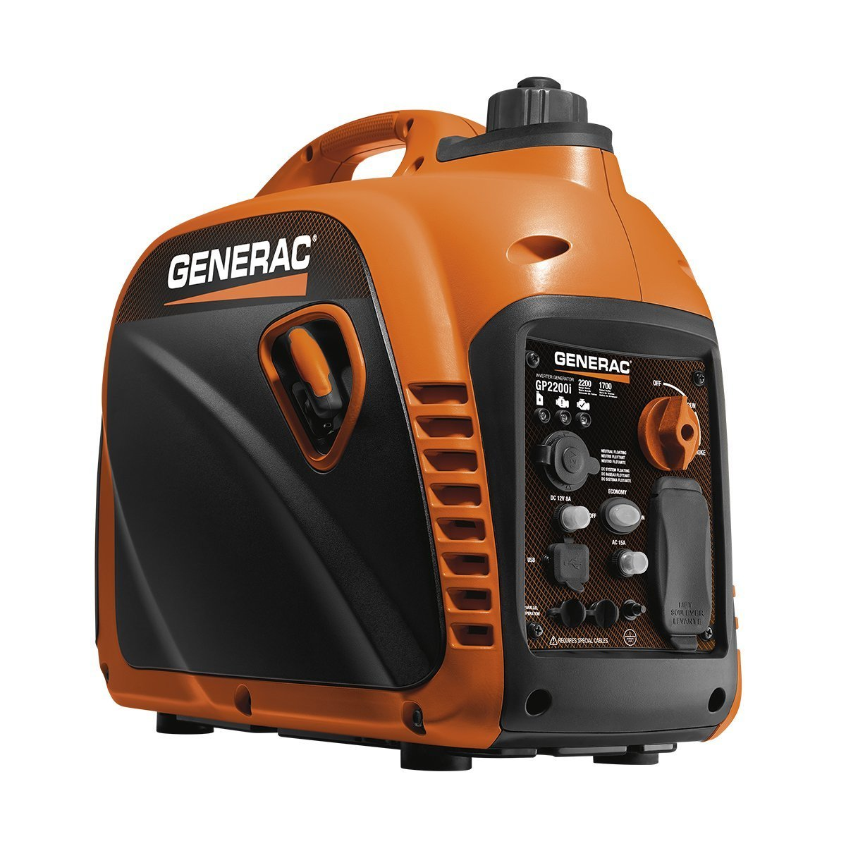 Generac 7117 GP2200i 2200 Watt Portable