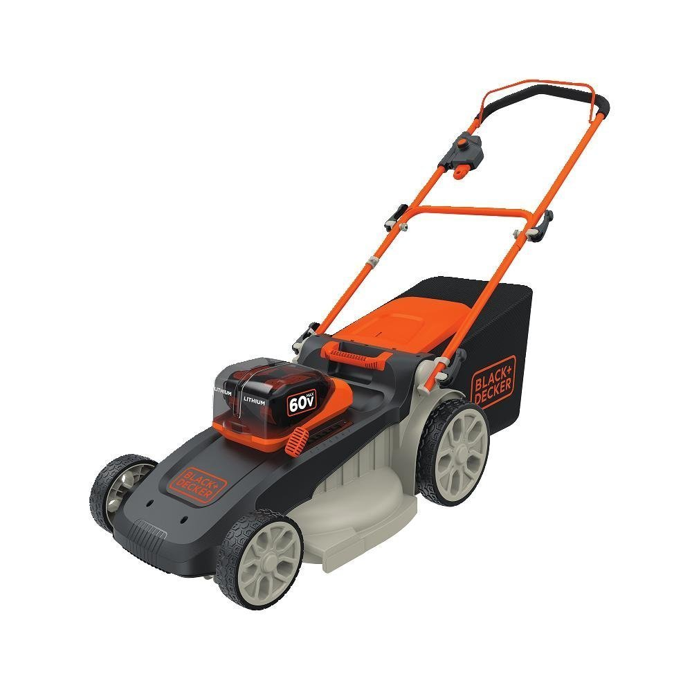 BLACK+DECKER CM2060C 60V Max Power Swap Mower