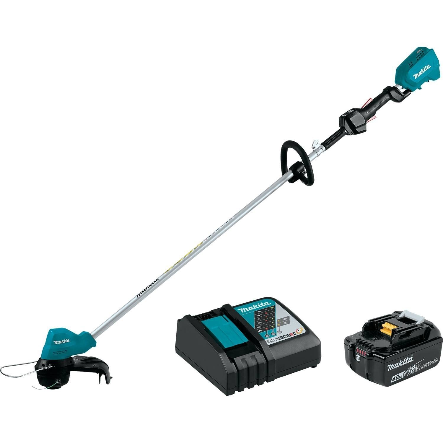 Makita XRU11M1 18V LXT Lithium-Ion Brushless Cordless String Trimmer