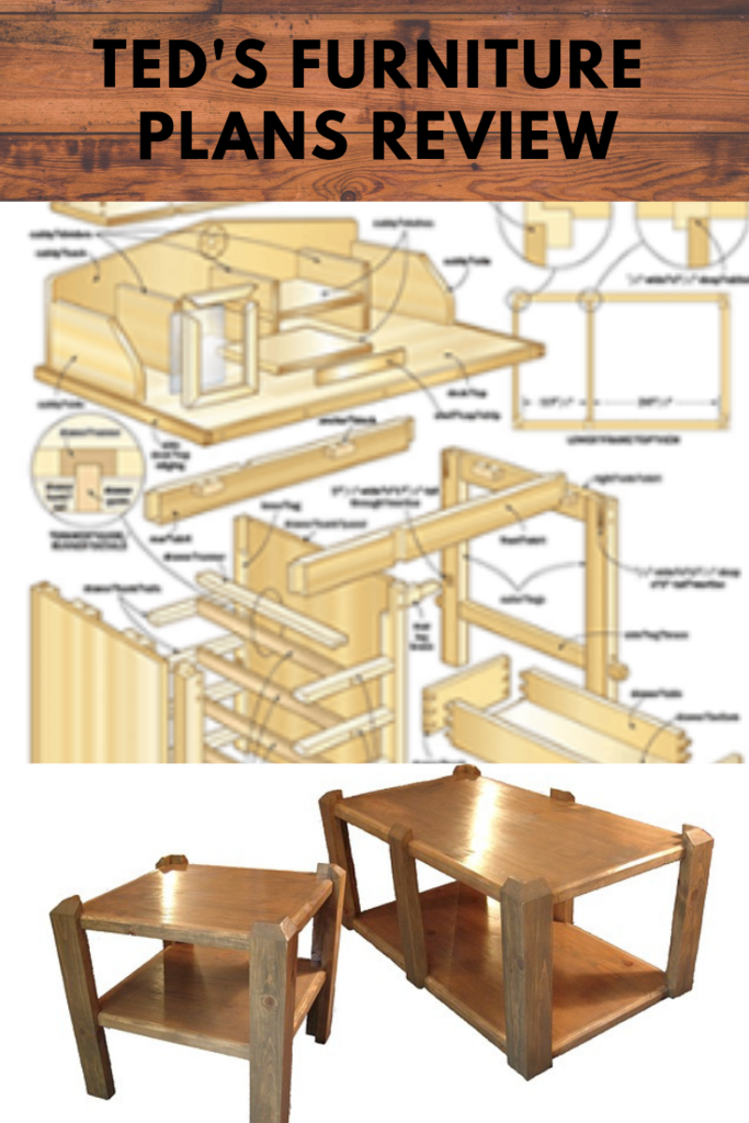 Ted's Furniture Plans Review