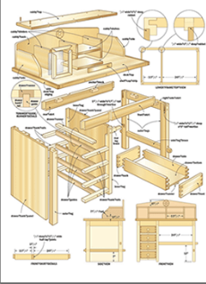 furniture plans