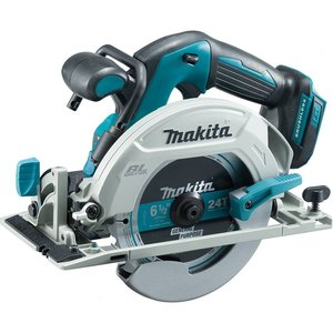 "Makita XSH03Z 18V LXT Lithium-Ion Brushless Cordless 6-1/2"" Circular Saw, Tool Only"